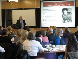 Prof Robbie Gilligan's keynote address on the Contexts of Care