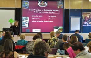 Prof Sam Punch - food practices research study
